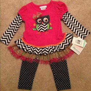 Bonnie Jean - Bonnie Baby 18M outfit NWT